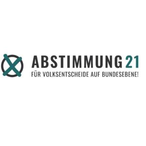 Logo Abstimmung 21