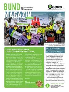 BUND Magazin Hamburg 01/2021