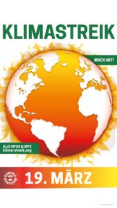 Fridays For Future - Klimastreik Aufruf
