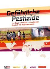 Geährliche Pestizide Broschüre